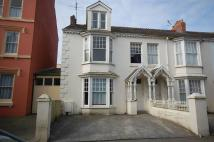 Terraced property in Frogmore Villas, Tenby
