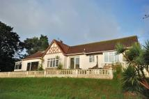 Detached Bungalow for sale in The Glen, Saundersfoot