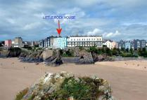 Terraced property for sale in St. Julian Street, Tenby