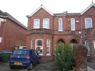 semi detached house in Alma Road, 1st July 2014...