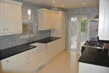 Terraced home in Watford, WD18