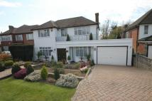 Detached house in Glanleam Road, Stanmore...