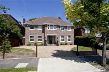 Detached house in Bentley Way, Stanmore...