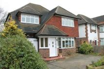 4 bed Detached property in The Ridgeway, Stanmore...