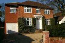 Detached home for sale in Heriots Close, Stanmore...