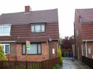 semi detached property to rent in BRUCE GLAZIER TERRACE...