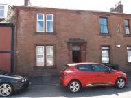 1 bedroom Ground Flat to rent in Brown Street, Newmilns...