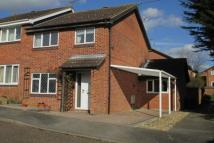 semi detached home in Eldred Close...