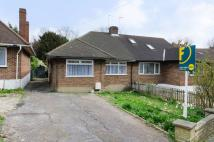 Bungalow in Whitegate Gardens...