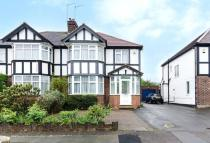 3 bed semi detached home for sale in Northwood Way, Northwood...
