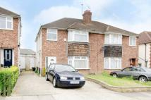 3 bedroom house in Crest Gardens, Ruislip...