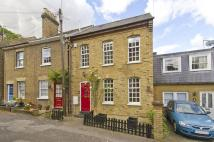 3 bed house in Wellington Terrace...
