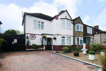 semi detached home in Pinner Park Avenue...