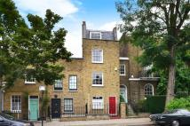 house for sale in Camberwell Grove...