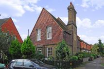 2 bed house in Boxall Road...