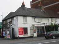 Flat to rent in High Street, Cheshunt...
