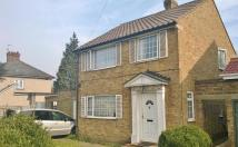 Detached home in Hatton Road, Bedfont...