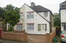 semi detached home to rent in Ellington Road, Hounslow...
