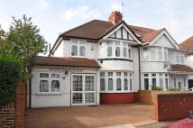 semi detached home in Adelaide Road, Heston...
