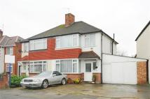 Court Road semi detached house for sale