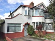 3 bed semi detached home for sale in Great West Road...