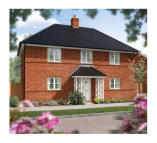 4 bed new home for sale in Five Oaks Road...