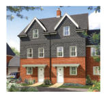 3 bedroom new property for sale in Five Oaks Road...