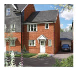3 bed new home for sale in Five Oaks Road...