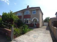 semi detached house in Thirlmere Drive Morecambe