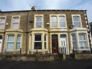 Terraced home in Brunswick Road, Morecambe