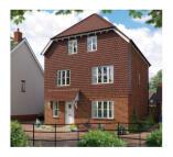 5 bedroom new property for sale in Langshott Lane, Horley...