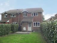 Terraced house in Hodges Close, BAGSHOT...