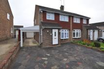 3 bed semi detached home for sale in Stowe Crescent, Ruislip...