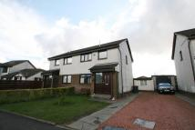 3 bed semi detached home in Bankton Green, Livingston