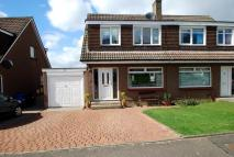 Petershill Gardens semi detached property for sale