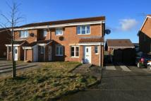 2 bedroom semi detached property in Cricketfield Place...