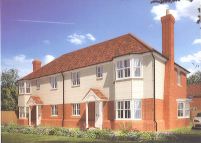 4 bedroom new development in Windsor Road, Kings Hill...