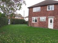 semi detached house in Sherrier Way...