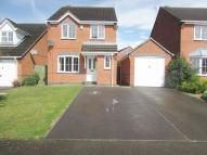 3 bed Detached house to rent in Gale Close, Lutterworth...
