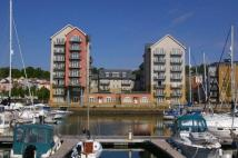Flat to rent in Waters Edge, Portishead