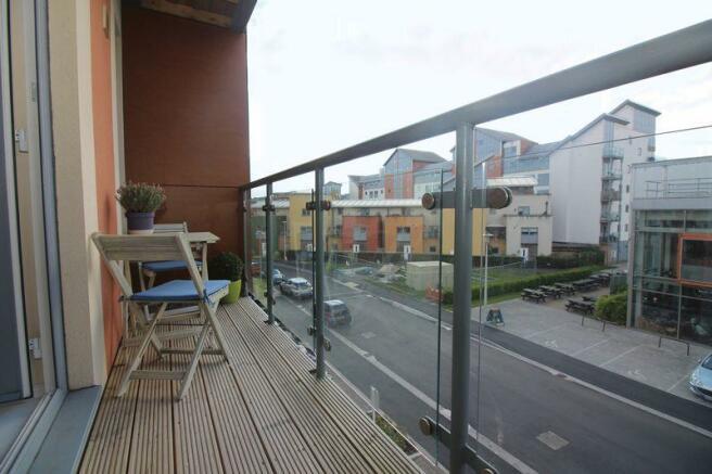 First Balcony