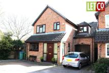 3 bedroom Detached house in Moorland Close...