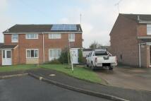 3 bedroom semi detached house for sale in Glebeland Drive, Bredon...