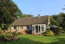 Detached Bungalow for sale in VICARAGE LANE...