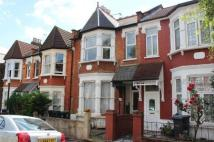 Terraced home in Hewitt Road, London, N8