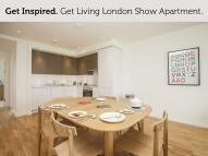 2 bed new Apartment in Taffeta House, E20