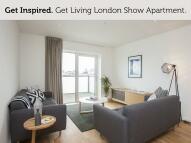 3 bedroom new Apartment in Taffeta House, E20