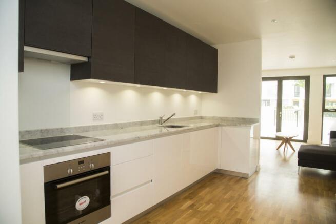 Kitchen with integra