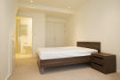 Bedroom with fitted