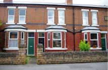 2 bedroom Terraced house to rent in Montpelier Road, Beeston...